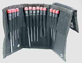 Wiha Precision Jeweler's Screwdrivers: The Complete Kit