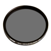 Tiffen 62mm Circular Polarizing Filter