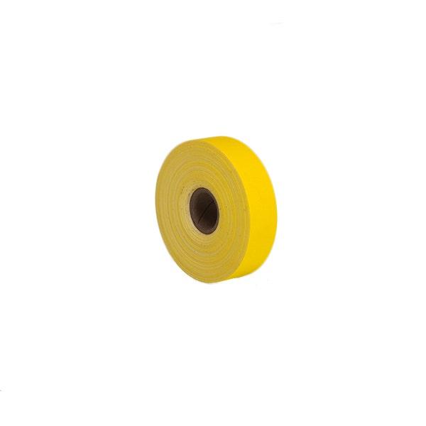 """Small Core 1"""" Gaffer Tape (Camera Tape) - Yellow"""