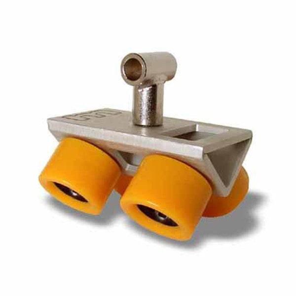 Matthews Studio Equipment Hot Buttons Doorway Dolly Track Wheels 395012