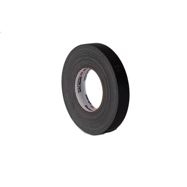 "Shurtape 1"" Gaffer Tape Cold Weather (Camera Tape) - Black"