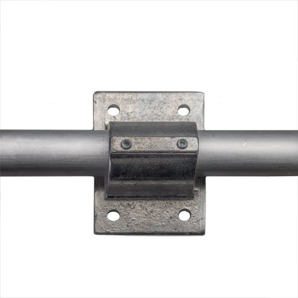 "Hollaender 1-1/4"" Speedrail Fitting Number 52 Wall Flange"