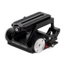 Wooden Camera LW 15mm Baseplate for RED KOMODO