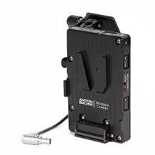 Wooden Camera Battery Slide Pro - V-Mount (RED KOMODO)