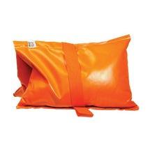 Matthews Studio Equipment 35 lbs Water Repellant Sandbag - Orange