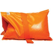 Matthews Studio Equipment 25 lbs Water Repellant Sandbag - Orange