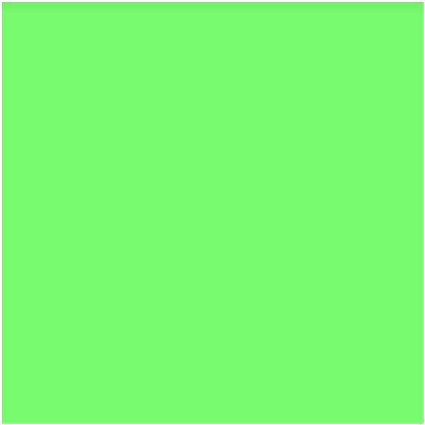 """LEE Filters 48"""" x 25' CL122 Gel Roll - Fern Green"""