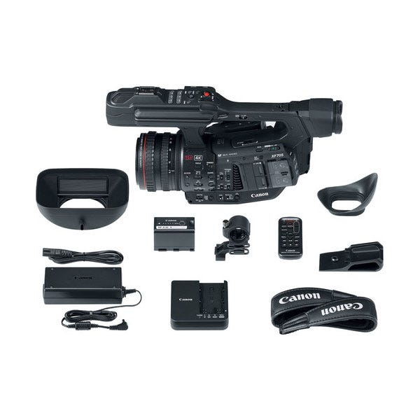 Canon XF705 4K 1