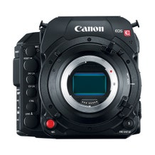 Canon EOS C700 Full-Frame Cinema Camera - EF Mount