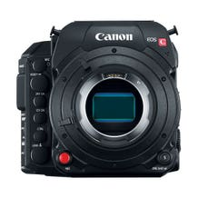 Canon EOS C700 Full-Frame Cinema Camera - PL Mount