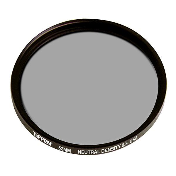 Tiffen 52mm Neutral Density 0.9 Filter