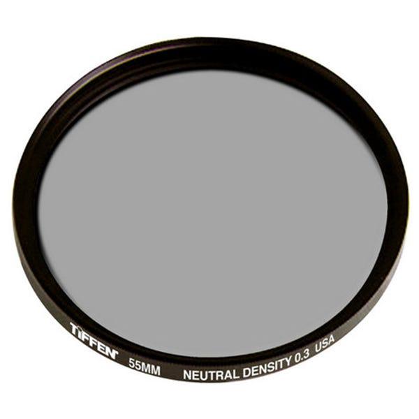Tiffen 55mm Neutral Density (ND) 0.3 Filter