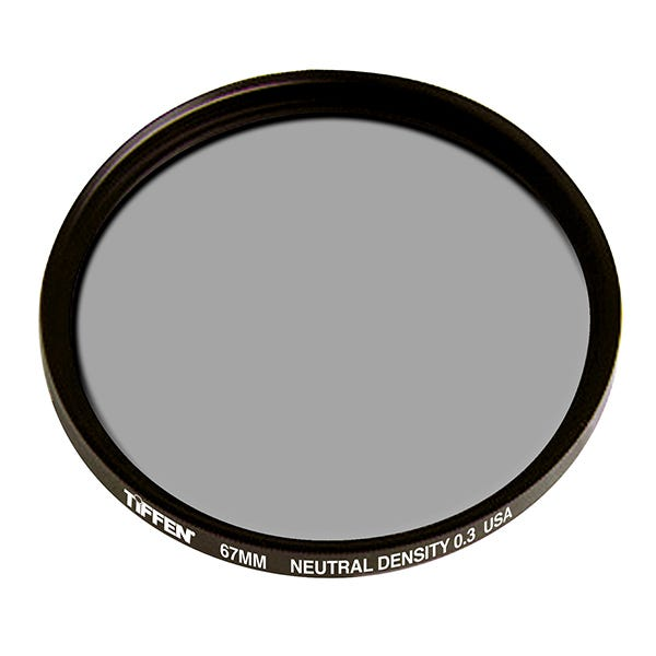 Tiffen 67mm Neutral Density (ND) 0.3 Filter