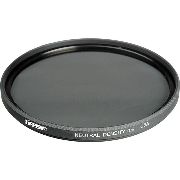 Tiffen 62mm Neutral Density (ND) 0.6 Filter