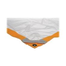 Matthews Studio Equipment 6 x 6' Butterfly/Overhead Fabric - White Artificial Silk