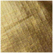 Matthews Studio Equipment 6 x 6' Butterfly/Overhead Fabric - Gold Lame