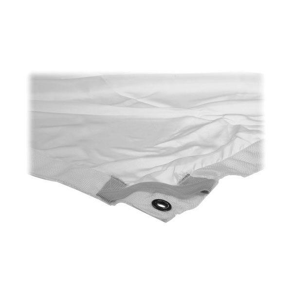 Matthews Studio Equipment 6 x 6' Butterfly/Overhead Fabric - White China Silk