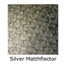 Matthews Studio Equipment 12 x 12' Butterfly/Overhead Fabric - Silver Matthflector