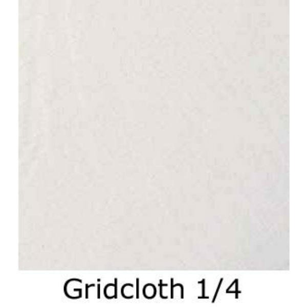 Matthews Studio Equipment 12 x 12' Butterfly/Overhead Fabric - 1/4 Gridcloth