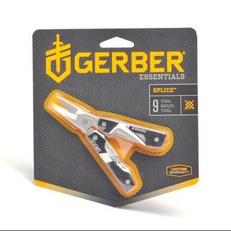 Gerber 31-000013 Splice Pocket Tool - Black Clam
