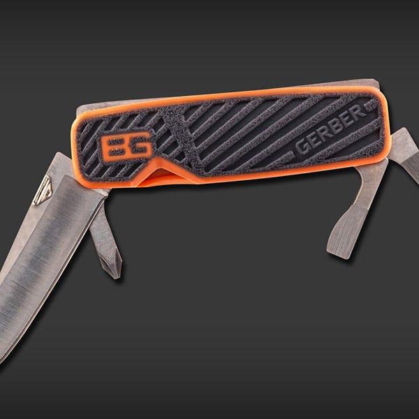 Gerber 31-001050 Pocket Tool Multi-Blade Tool