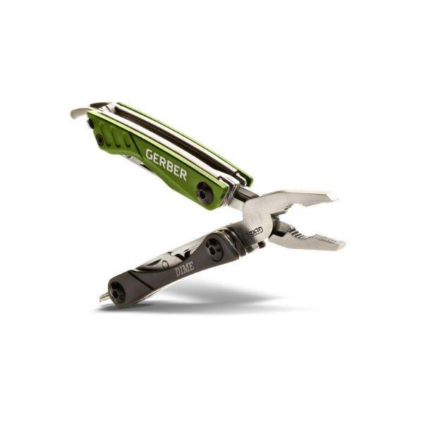 Gerber Dime Micro Multi-Tool, Green