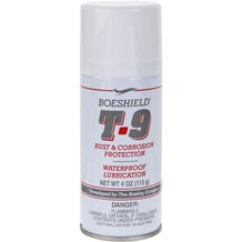 Boeshield T90004 4oz. T-9 Waterproof Lubricant & Rush Protection