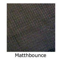 Matthews Studio Equipment 8 x 8' Matthbounce White/Black Fabric