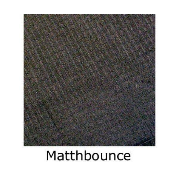 Matthews Studio Equipment 12 x 12' Matthbounce White/Black Fabric