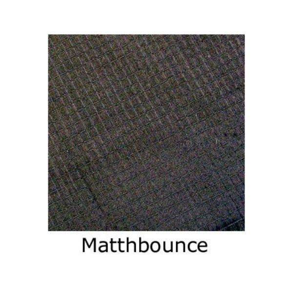 Matthews Studio Equipment 20 x 20' Matthbounce White/Black Fabric