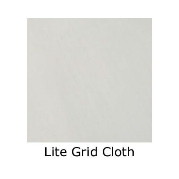 Matthews Studio Equipment 12 x 12' Butterfly/Overhead Fabric - Lite Gridcloth
