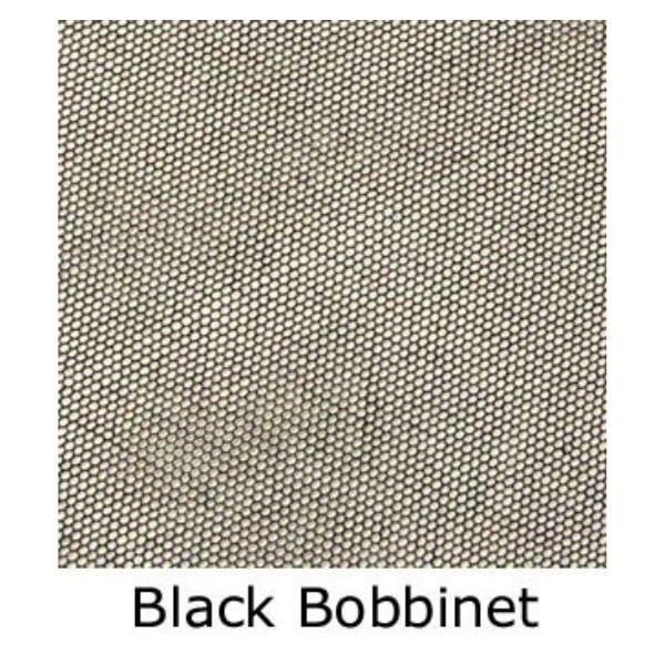 Matthews Studio Equipment 8 x 8' Butterfly/Overhead Fabric - Black Single Scrim