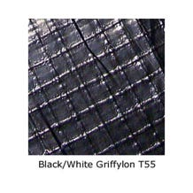 Matthews Studio Equipment 8 x 8' Butterfly/Overhead Fabric - Black/White T55 Griff