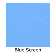 Matthews Studio Equipment 8 x 8' Butterfly/Overhead Fabric - Blue Screen