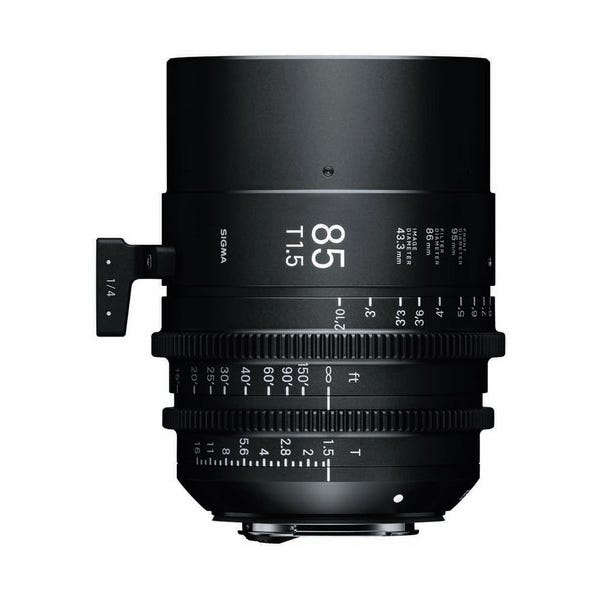 Sigma 85mm T1.5 FF High-Speed Prime - E Mount