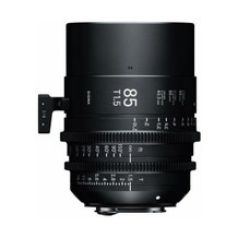 Sigma 85mm T1.5 FF High-Speed Prime - PL Mount