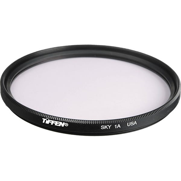 Tiffen 52mm Skylight 1-A Filter