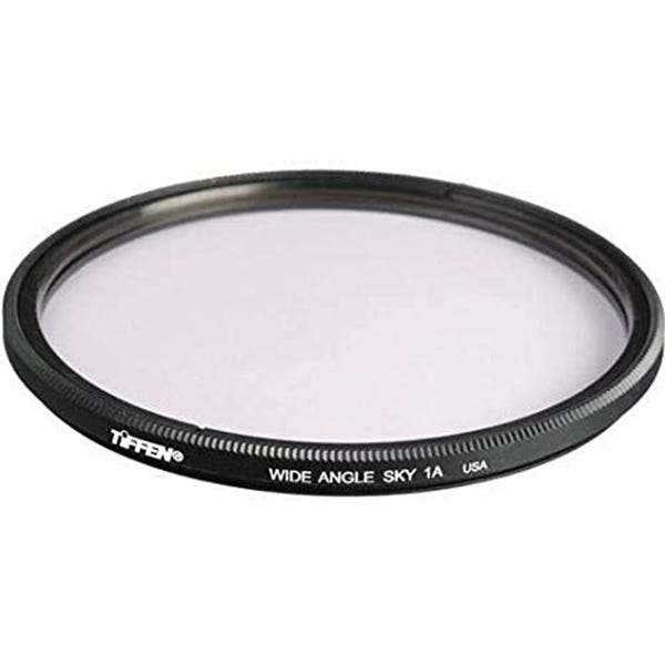 Tiffen 72mm Skylight 1-A Wide Angle Mount Filter