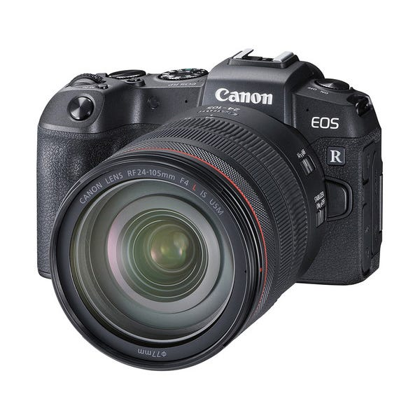 Canon EOS RP Mirrorless Digital Camera w/ 24-105mm Lens