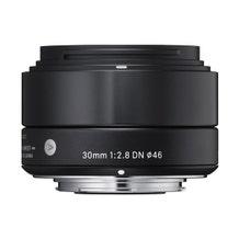 Sigma 30mm f/2.8 DN Lens - E-Mount (Black)