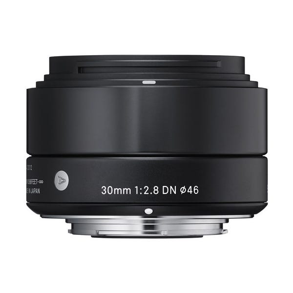 Sigma 30mm f/2.8 DN Lens - E-Mount (Black)