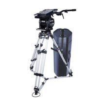 Miller Skyline 90 HD 1-Stage Alloy Tripod System with Ground Spreader