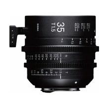 Sigma 35mm T1.5 FF High-Speed Prime - EF Mount