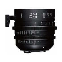 Sigma 35mm T1.5 FF High-Speed Prime - E Mount