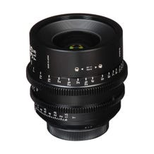 Sigma 35mm T1.5 FF High-Speed Prime - PL Mount