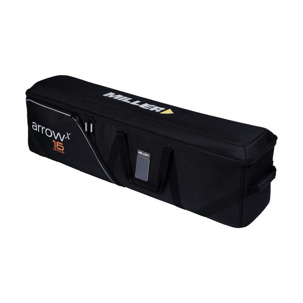 Miller Arrowx Softcase 1 Stage for Sprinter II 1 Stage Tripod Systems - Black