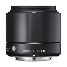 Sigma 60mm f/2.8 DN Lens - E Mount (Black)