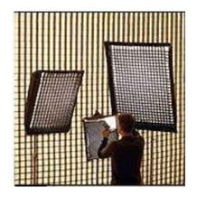 "Chimera Lighttools 24 x 32"" Soft Egg Crate for Small Lightbanks - 50 Degrees"