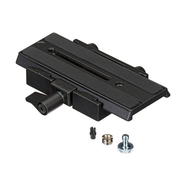 Manfrotto Pro Quick Release Adapter with 357PL Plate