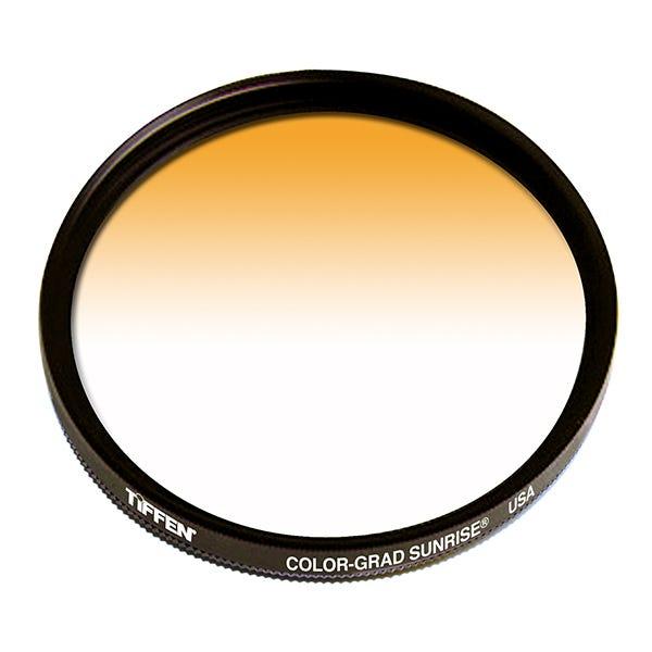 Tiffen 58mm Color Graduated Sunrise Filter